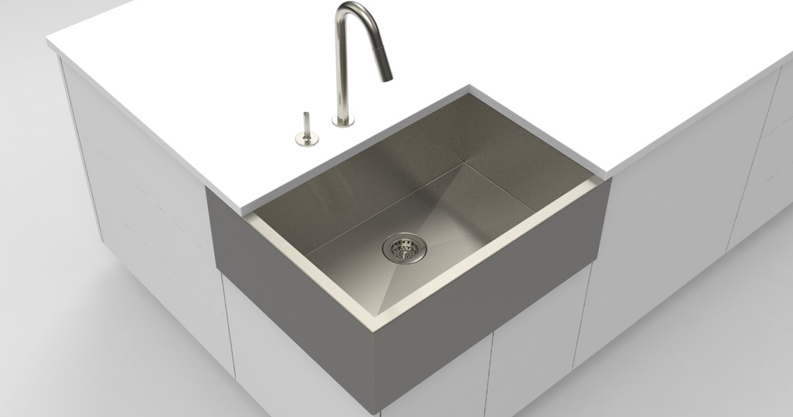 Is Your New Kitchen Sink Totally in the Wrong Place? - HIG ...