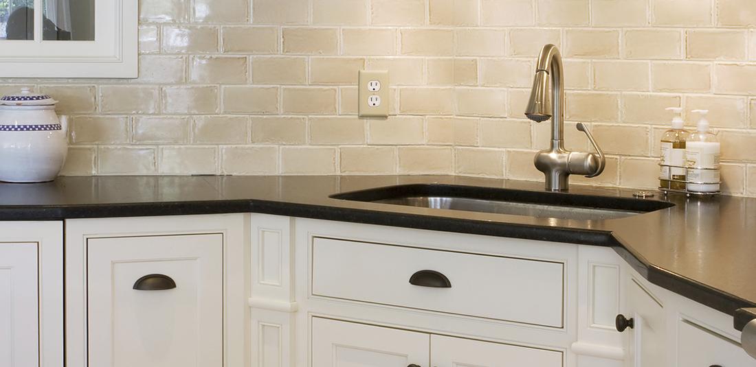 Corner Kitchen Cabinet Storage Ideas - HIG Construction